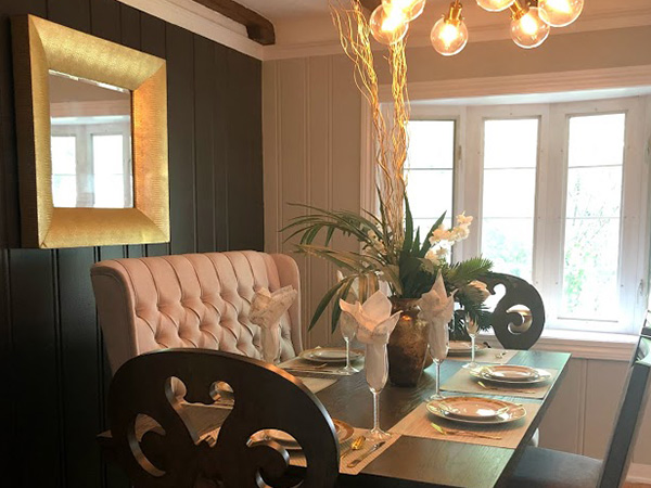 Dinning Room Design - Helpful Home Staging
