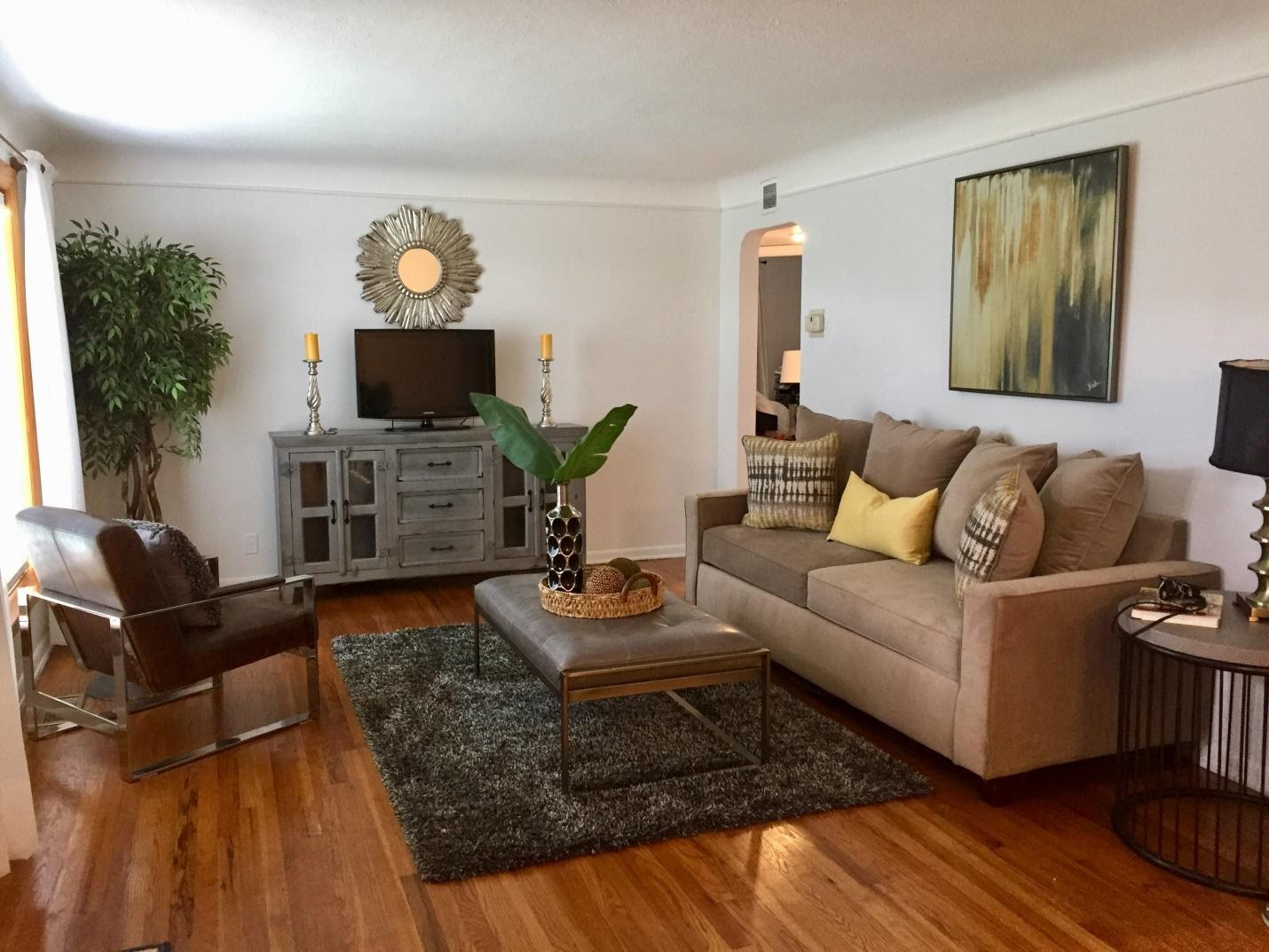 Helpful Home Staging